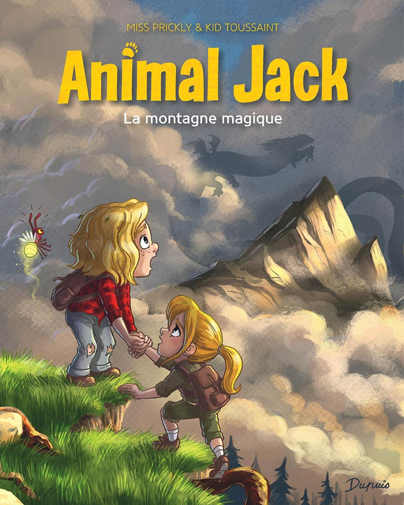 Animal Jack: Jeux et activités  - 1