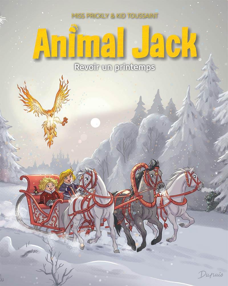 Animal Jack: Jeux et activités  - 4