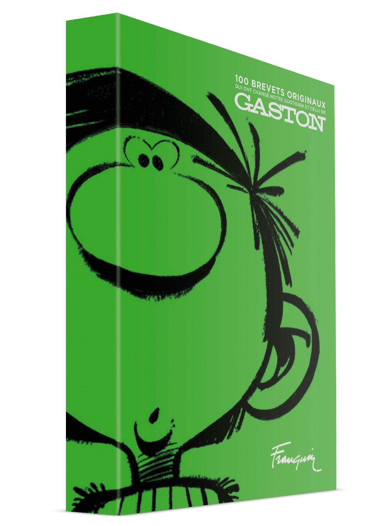 Gaston : Le livre des inventions - 1