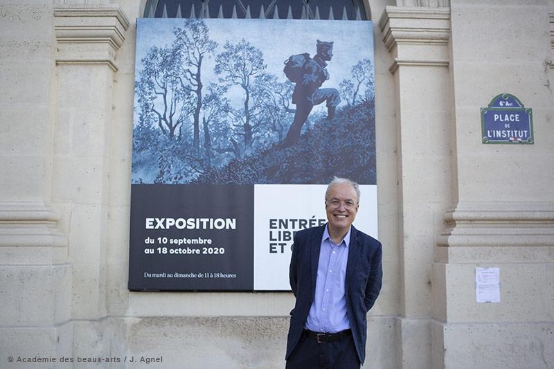 Expo Emmanuel Guibert «Biographies dessinées» - 0
