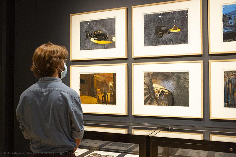 Expo Emmanuel Guibert «Biographies dessinées» - 3