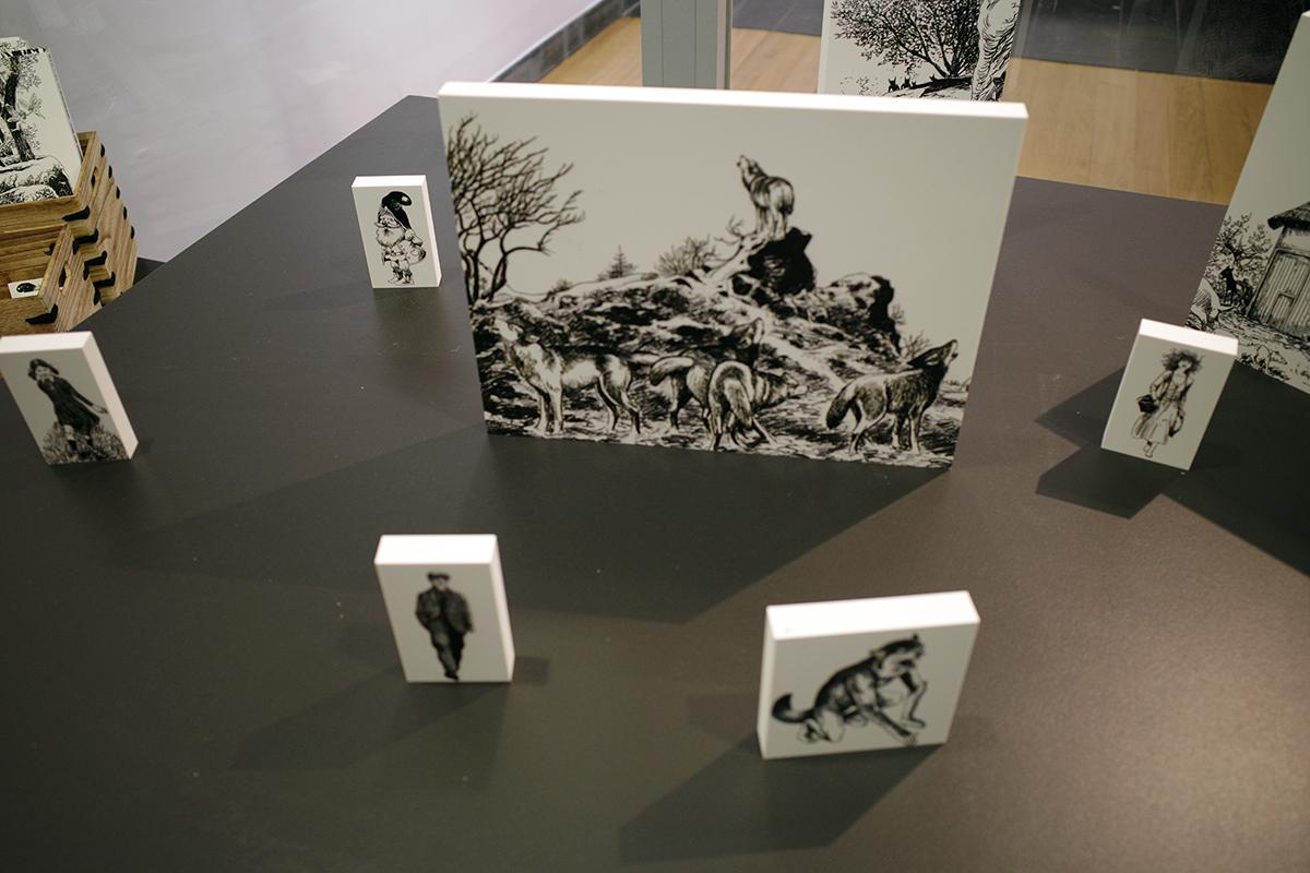 Expo Servais « Au-delà du trait » à Bastogne - 5