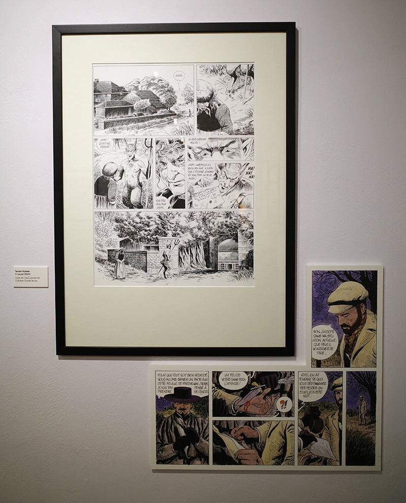 Expo Servais « Au-delà du trait » à Bastogne - 6