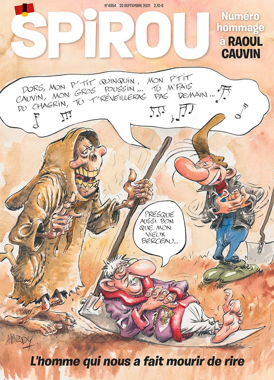 Le journal Spirou n°4354 - 2