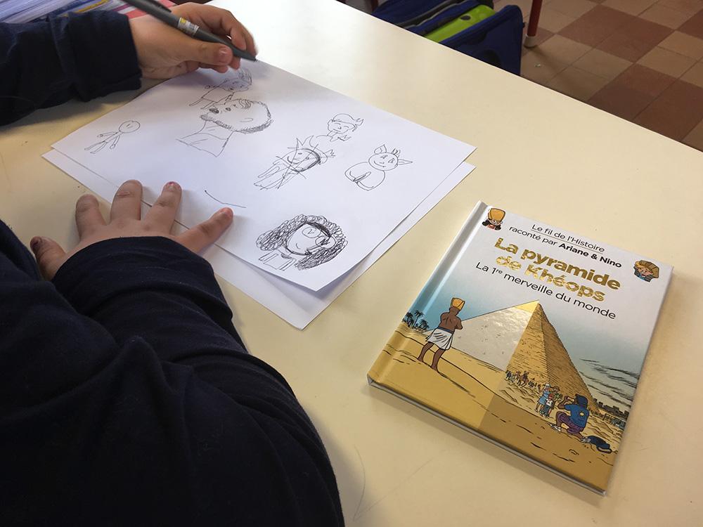 Sylvain Savoia et Fabrice Erre en mission ludo-pédagogique... - 6
