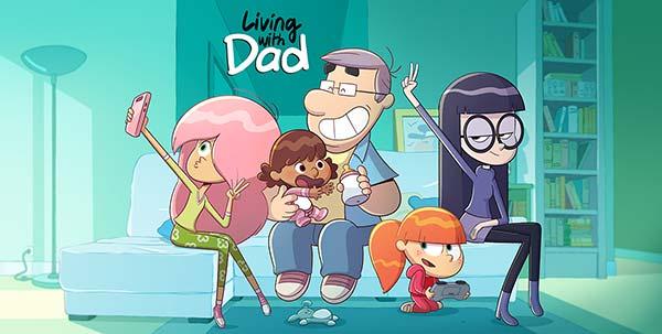 «Les filles de Dad»: bientôt une sitcom d'animation!