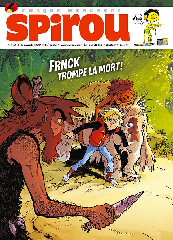 Le Journal Spirou n°4154