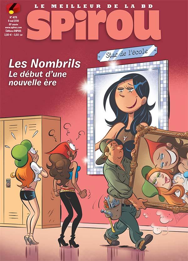 Le Journal Spirou n°4178
