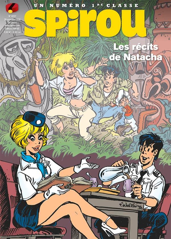 Le Journal SPIROU n°4207
