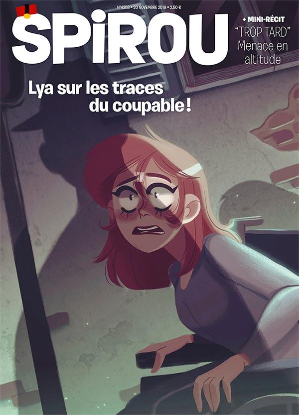 Le journal Spirou n°4258