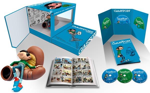 Gaston Lagaffe : Coffret Edition Collector limitée