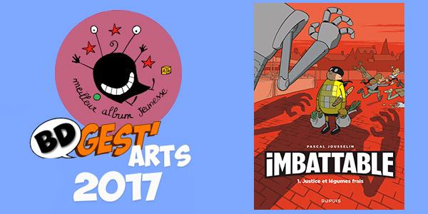 BDGest'Art du meilleur Album jeunesse: Imbattable !