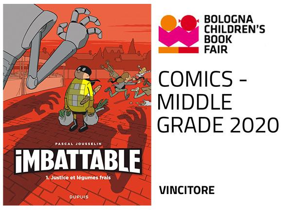 «Imbattable»récompensé à Bologne!