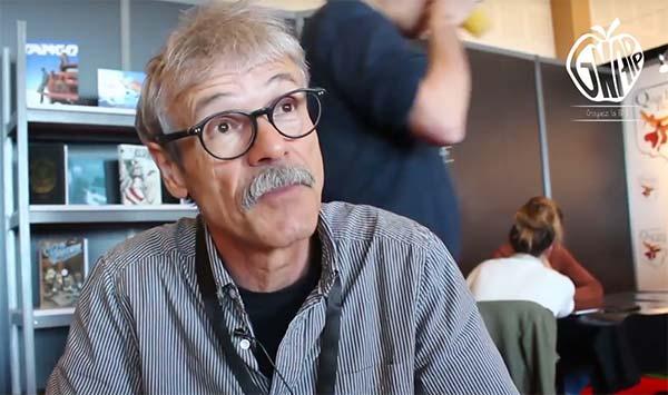 Alain Dodier révèle les dessous du nouvel album de J.K.J. Bloche