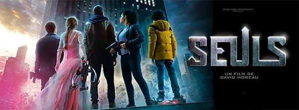 «Seuls», le film disponible sur Netflix !
