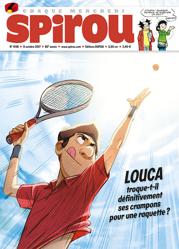 Le Journal Spirou n°4148