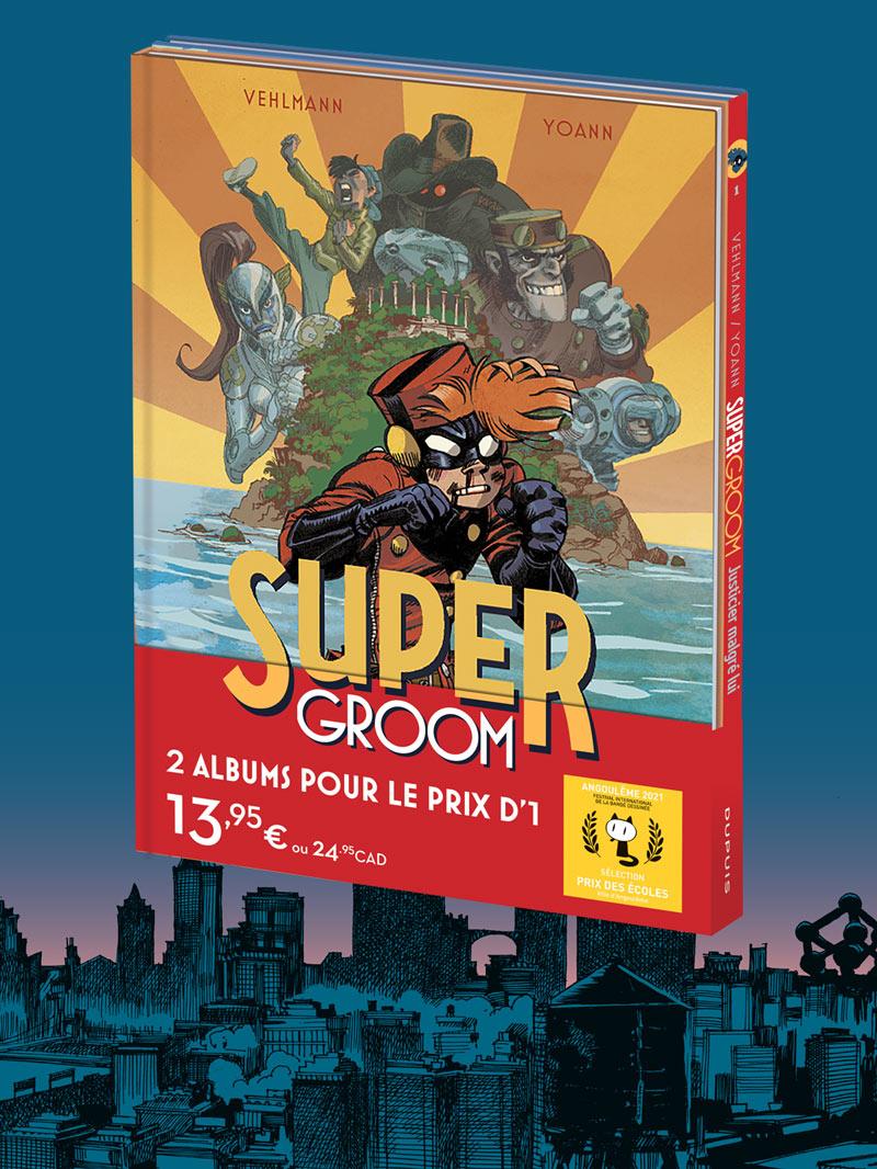 SuperGroom: offre découverte