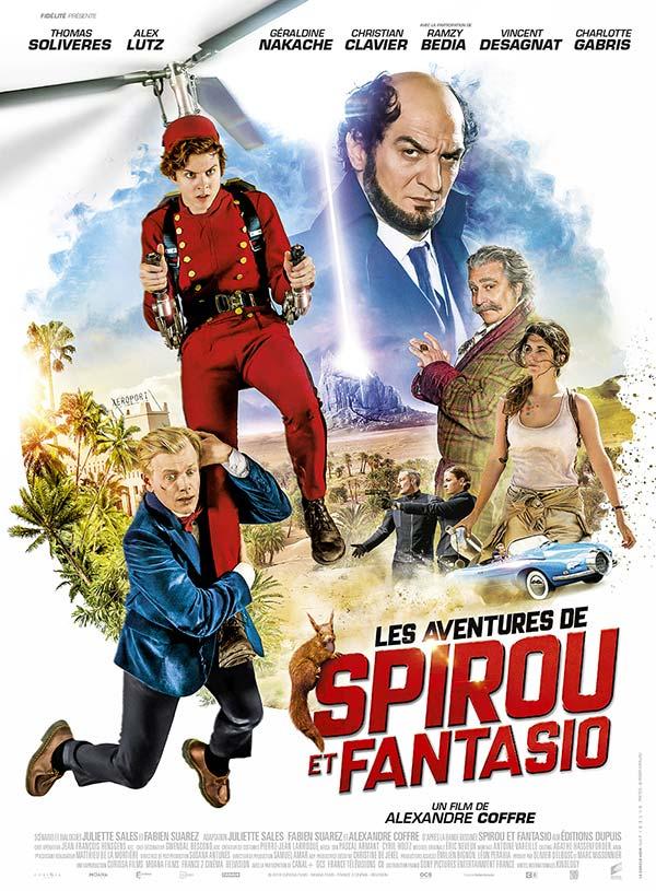 «Les Aventures de Spirou et Fantasio»