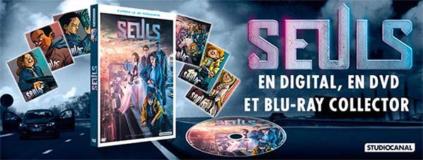 SEULS, le film en DVD et BLU-RAY collector
