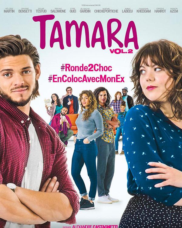 Tamara Vol.2 au cinéma le 4 juillet!