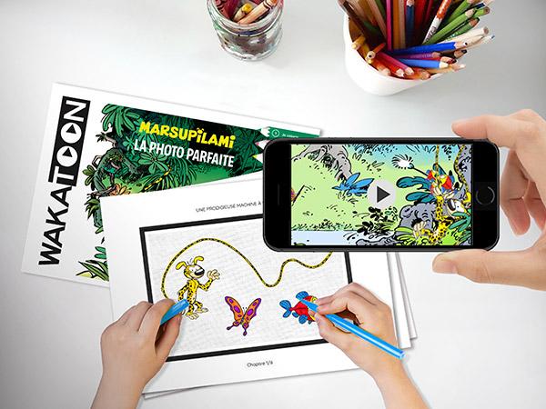 Transformez vos héros de BD en dessin animé personnalisé !