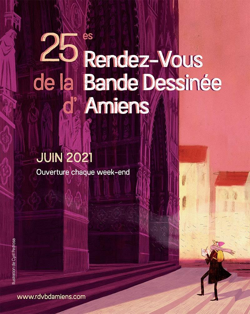 Rendez-Vous de la Bande Dessinée d'Amiens