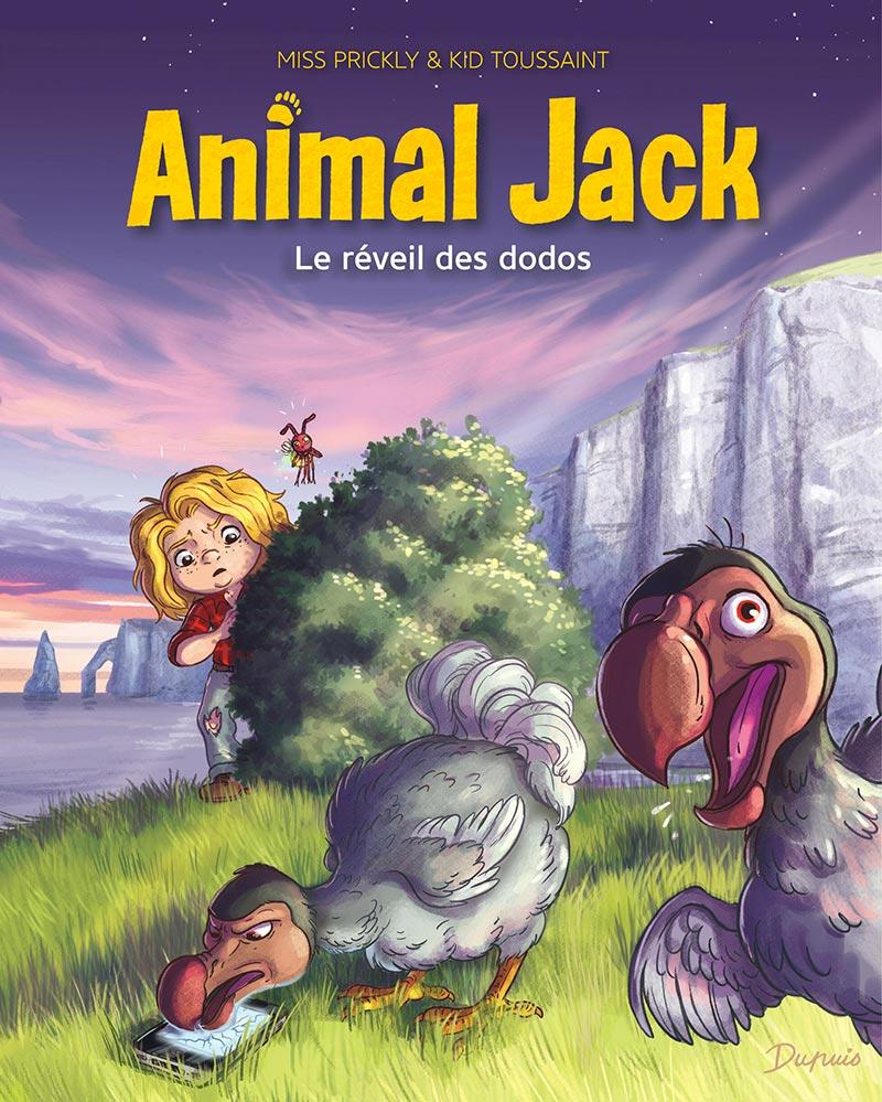 Rencontrez Miss Prickly (Animal Jack) à Saint-Symphorien-d'Ozon