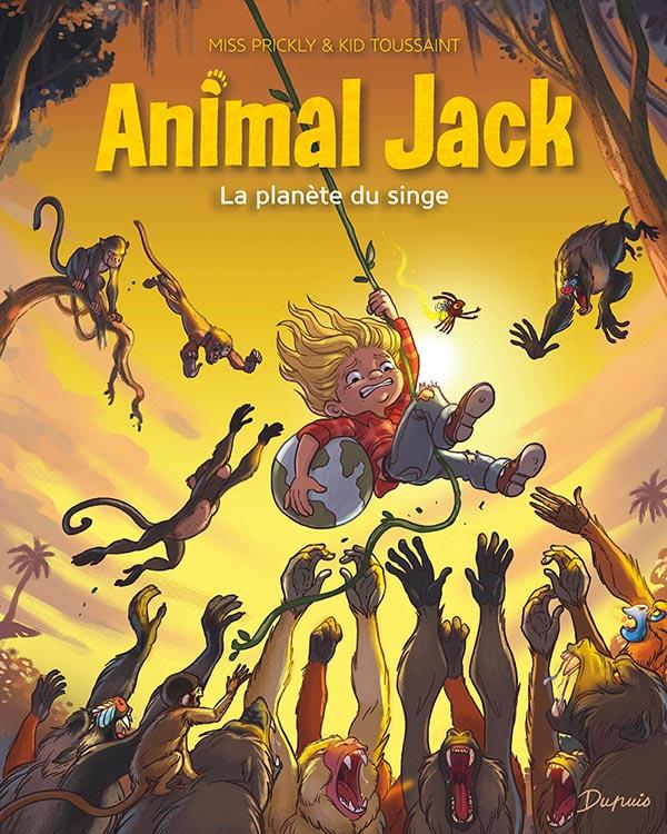 Les gagnants du concours de dessin Animal Jack
