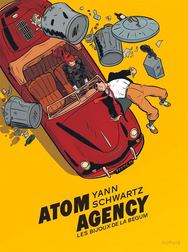 Atom Agency récompensé!