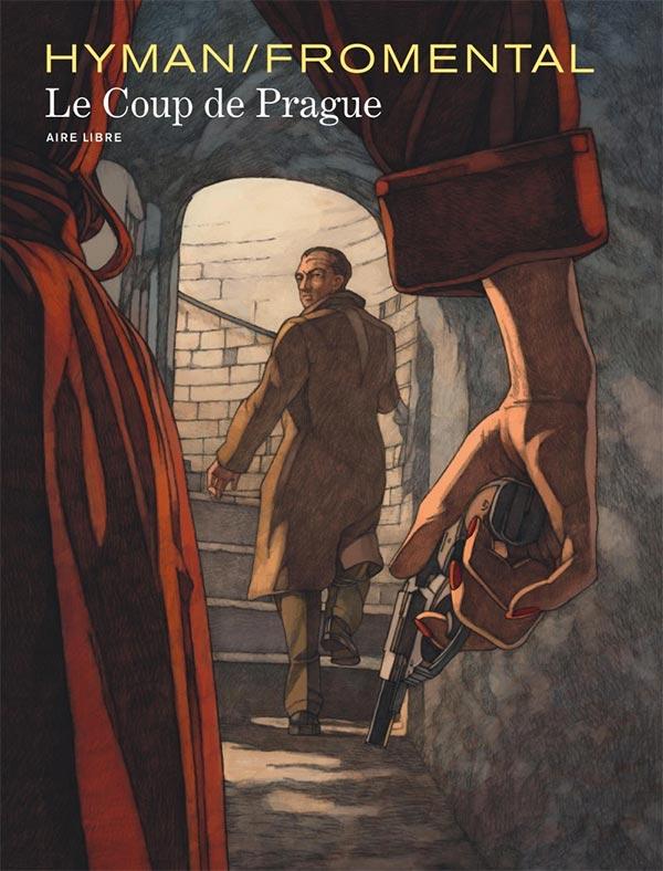 Prix de la meilleure BD pour «Le Coup de Prague»