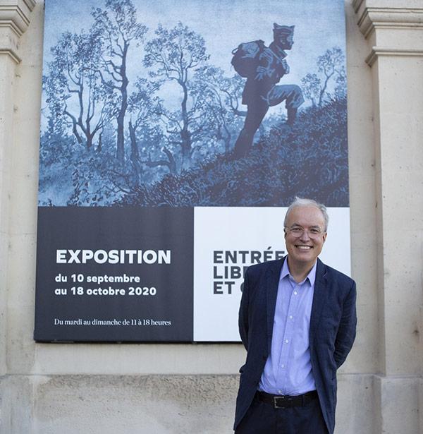 Expo Emmanuel Guibert «Biographies dessinées»