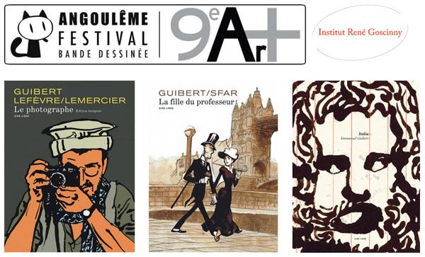 Le Prix René Goscinny 2017 décerné à Emmanuel Guibert