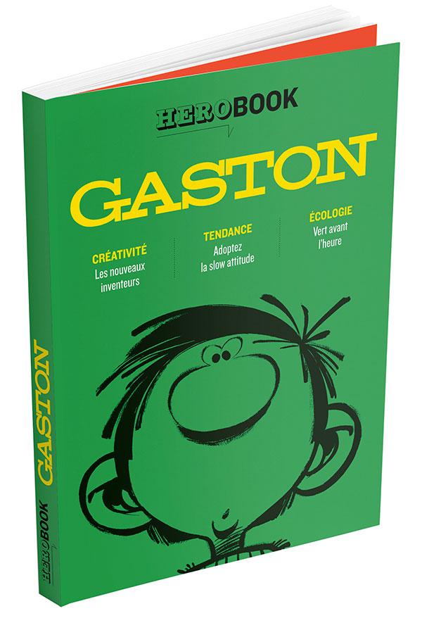 Gaston : Le HeroBook
