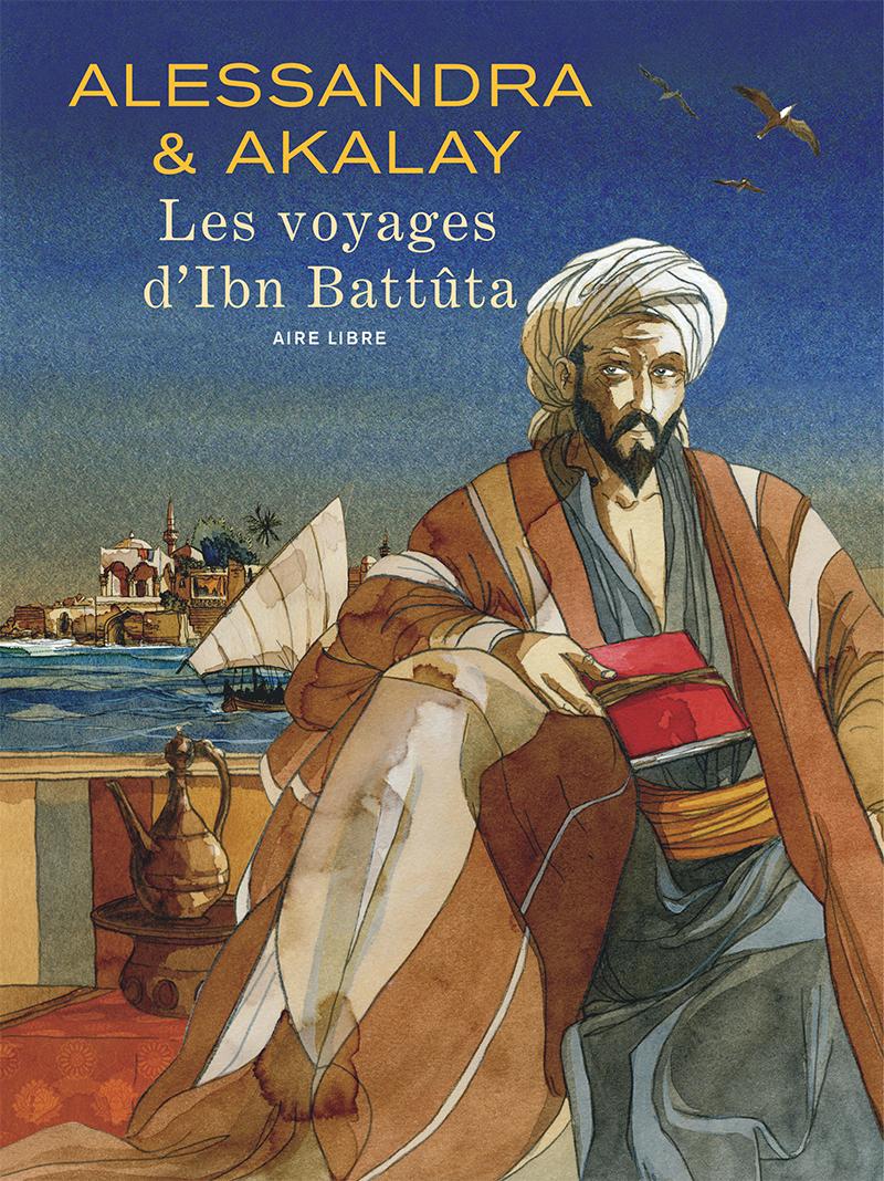 Expo Les voyages d'Ibn Battûta à Bruxelles