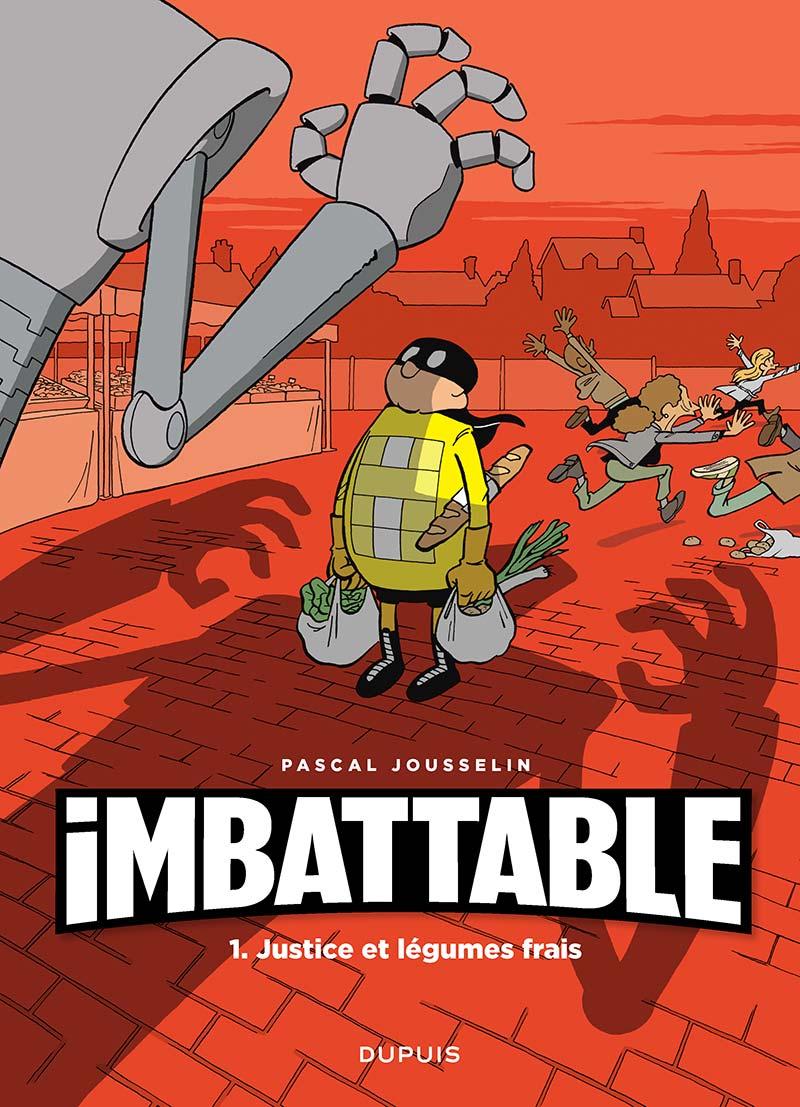 Imbattable, Prix Jeunesse-ACBD!