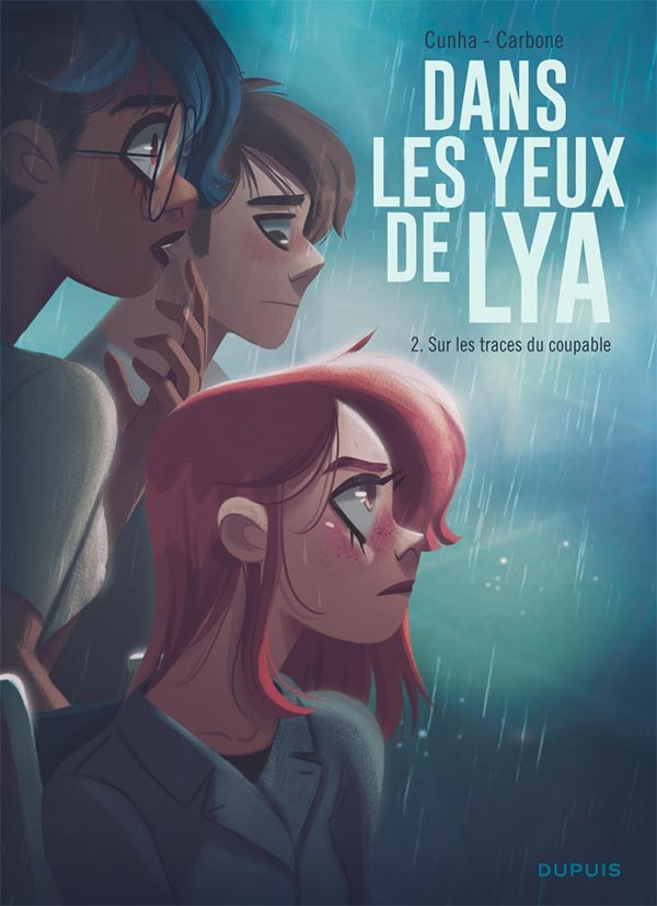 «Dans les yeux de Lya» Prix Latulu des collégiens de Maine et Loire