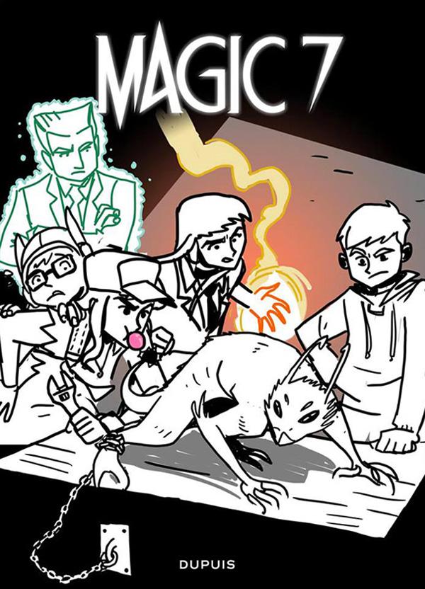 MAGIC 7 : la magie du nombre 7