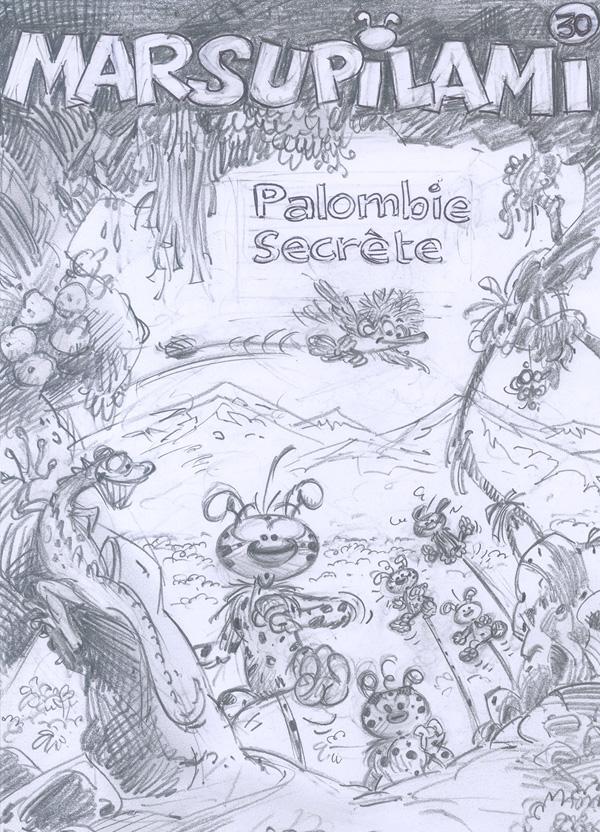 Batem nous parle du 30e album du Marsupilami