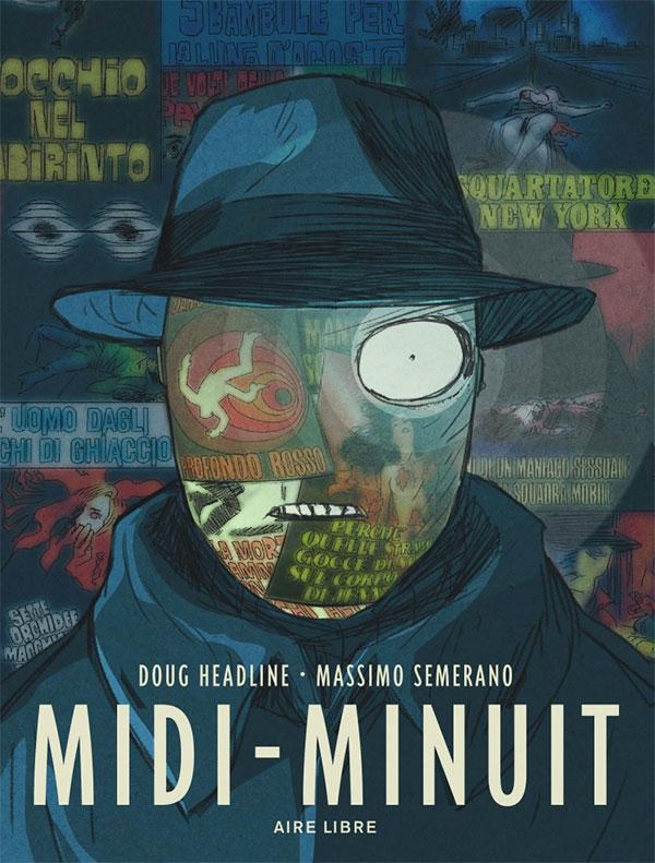 «Midi-Minuit» en lice pour le Prix Polar SNCF!