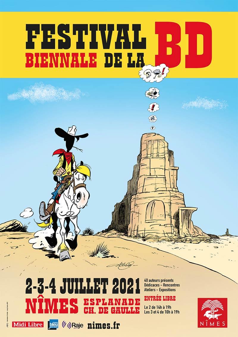 Festival BD de Nîmes