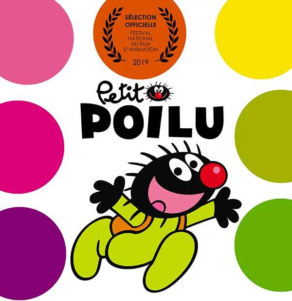 Petit Poilu au Festival National du Film d'Animation 2019!