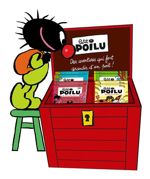 Petit Poilu enfin en version poche !