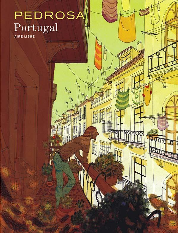 «Portugal» de Cyril Pedrosa élu par le Washington Post