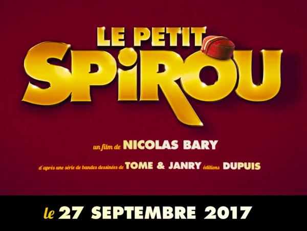 Le Petit Spirou - le film